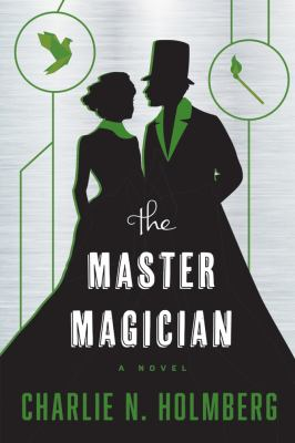 Cover image for The master magician