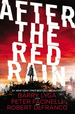 Cover image for After the red rain