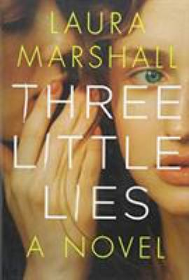 Cover image for Three little lies