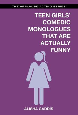 Cover image for Teen girls' comedic monologues that are actually funny