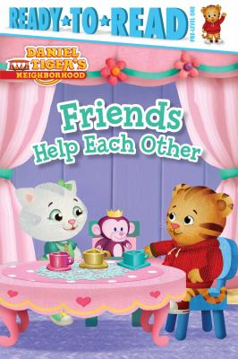 Cover image for Friends help each other