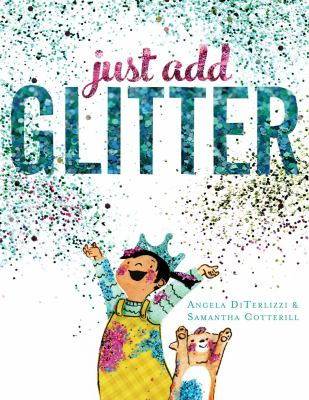 Cover image for Just add glitter