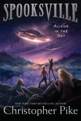 Cover image for Aliens in the sky