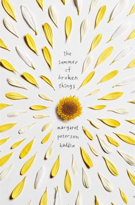 Cover image for The summer of broken things