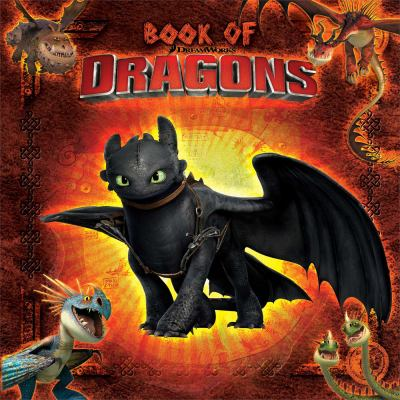 Cover image for Book of dragons