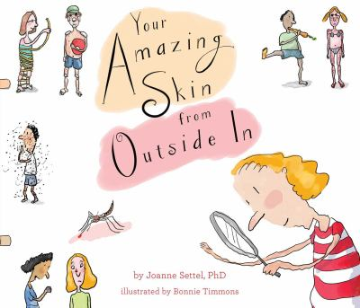Cover image for Your amazing skin from outside in