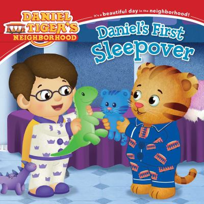 Cover image for Daniel's first sleepover