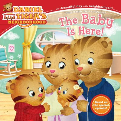 Cover image for The baby is here!