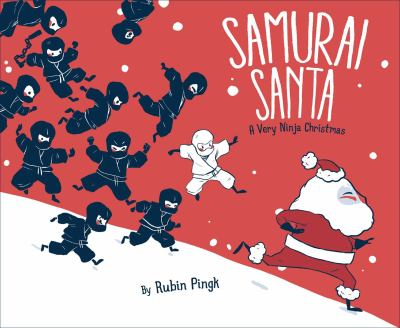 Cover image for Samurai Santa