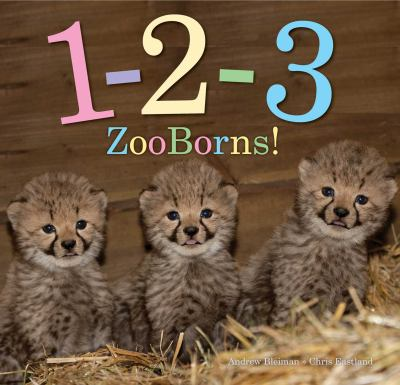 Cover image for 1-2-3 zooborns!