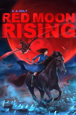 Cover image for Red moon rising