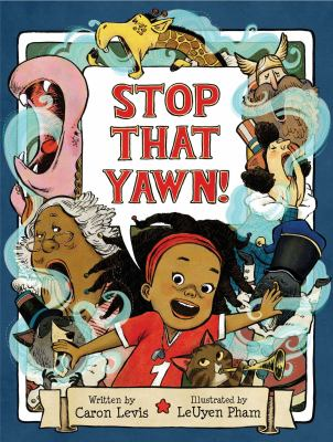 Cover image for Stop that yawn!