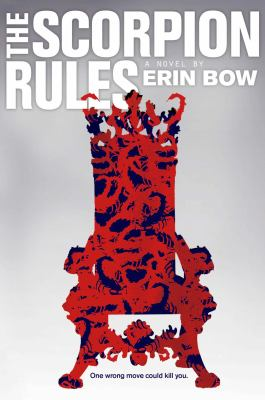 Cover image for The scorpion rules