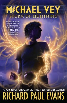 Cover image for Michael Vey : storm of lightning