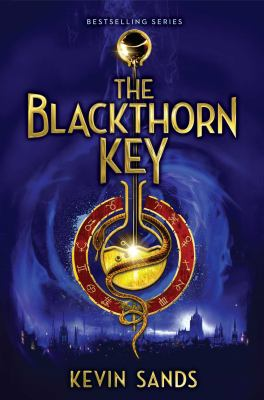 Cover image for The Blackthorn key