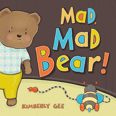 Cover image for Mad, mad bear!