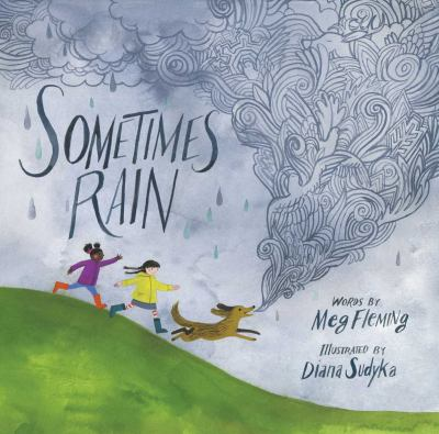 Cover image for Sometimes rain
