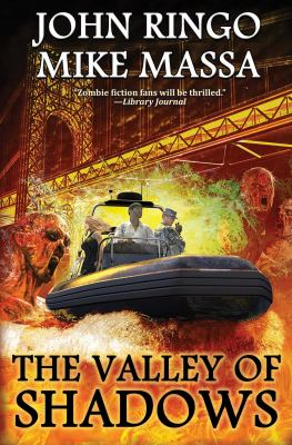 Cover image for The valley of shadows