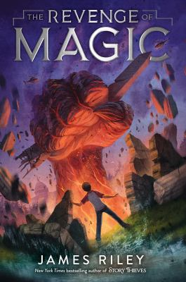 Cover image for The revenge of magic