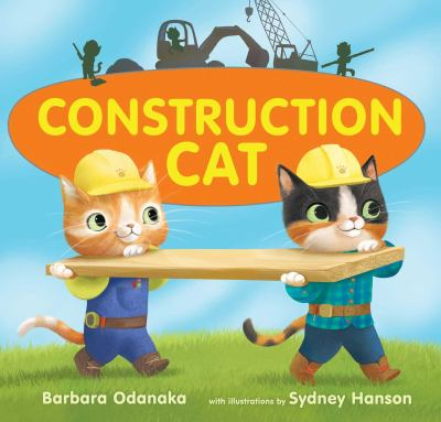 Cover image for Construction cat