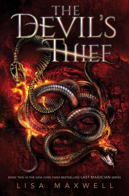 Cover image for The devil's thief