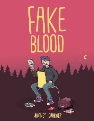 Cover image for Fake blood