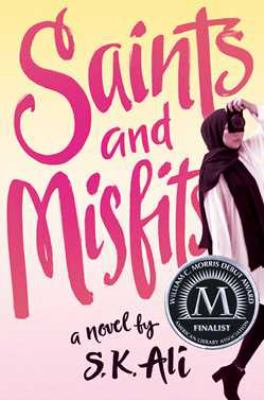 Cover image for Saints and misfits