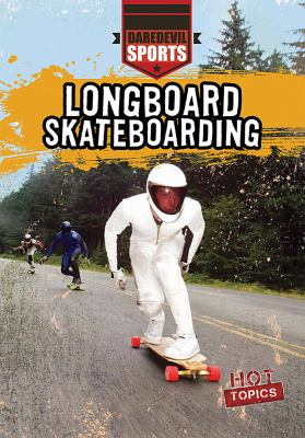 Cover image for Longboard skateboarding