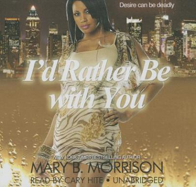 Cover image for I'd rather be with you