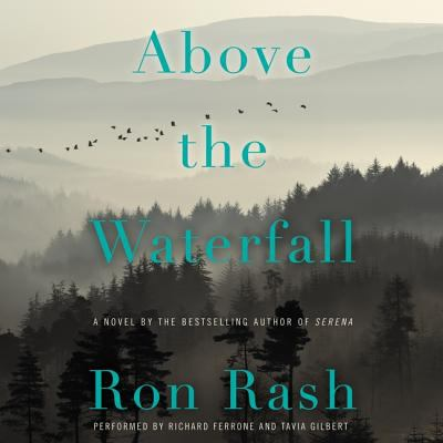 Cover image for Above the waterfall
