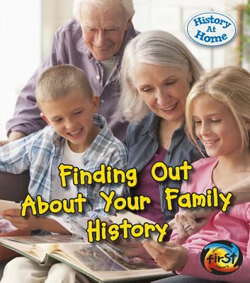 Cover image for Finding out about your family history