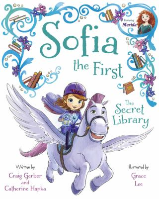 Cover image for The secret library