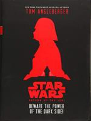 Cover image for Beware the power of the dark side! : an original retelling of Star Wars: Return of the Jedi