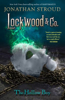 Cover image for The hollow boy