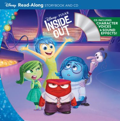 Cover image for Inside out : read-along storybook and CD