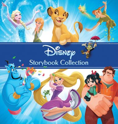 Cover image for Disney storybook collection.