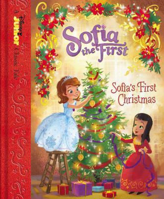 Cover image for Sofia the First : Sofia's first Christmas