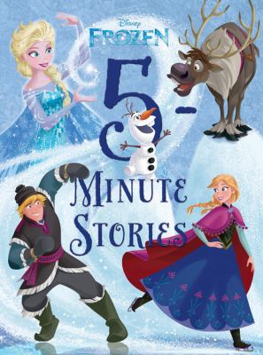 Cover image for Frozen 5 minute stories.
