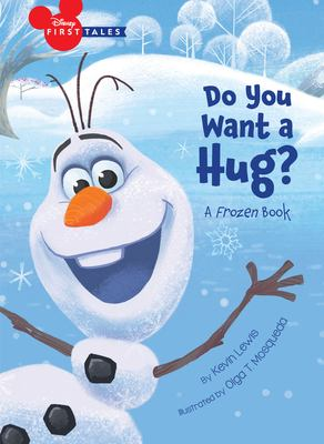 Cover image for Do you want a hug?