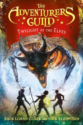 Cover image for Twilight of the elves