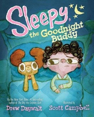 Cover image for Sleepy, the goodnight buddy