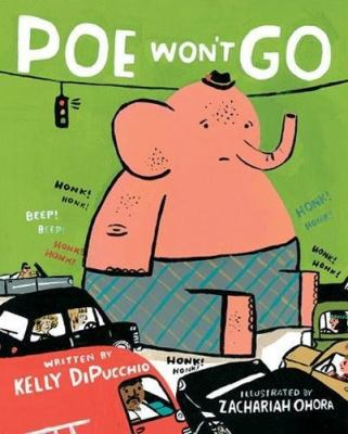 Cover image for Poe won't go