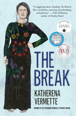 Cover image for The break