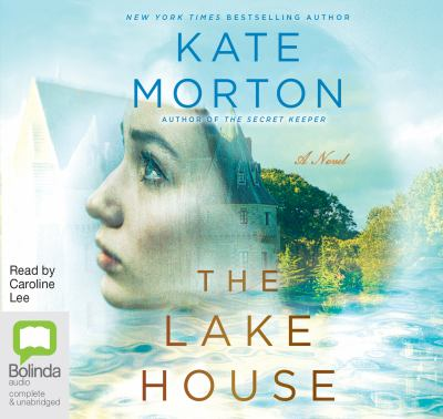 Cover image for The lake house