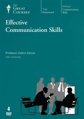 Cover image for Effective communication skills