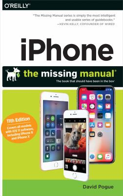 Cover image for iPhone : the missing manual