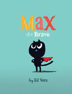 Cover image for Max the brave