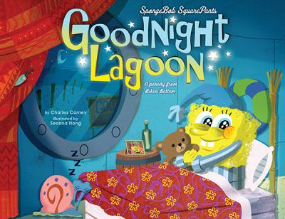 Cover image for Goodnight lagoon : a parody from Bikini Bottom