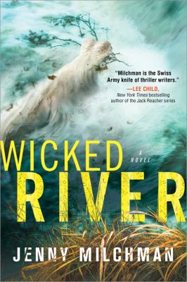 Cover image for Wicked river