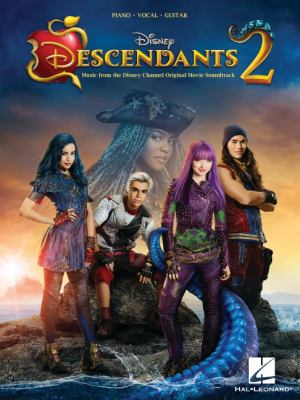 Cover image for Descendants 2 : music from the Disney Channel original movie soundtrack.